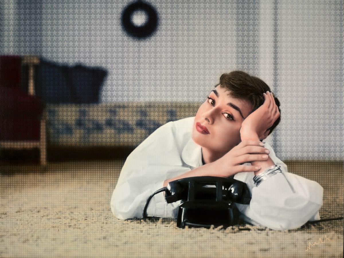 Audrey Hepburn - Phone Call